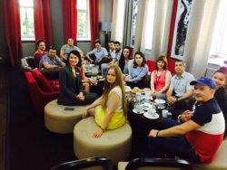 Адвокат Евгений Абраменко выступил на бизнес-завтраке Ассоциации предпринимателей Калужской области