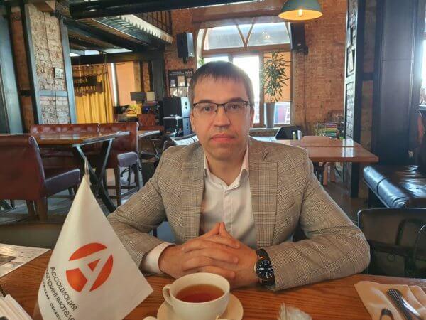 Выступление на бизнес-завтраке в Ассоциации предпринимателей Калужской области